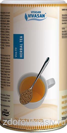 Вива Фит травяной чай